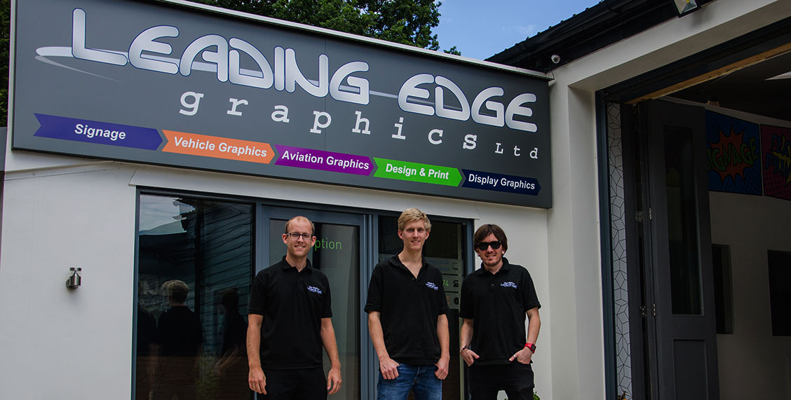 Leading Edge Graphics Team