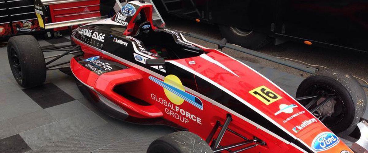 race car livery