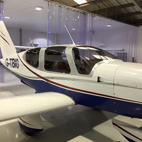 Cavendish Aviation Wrapping